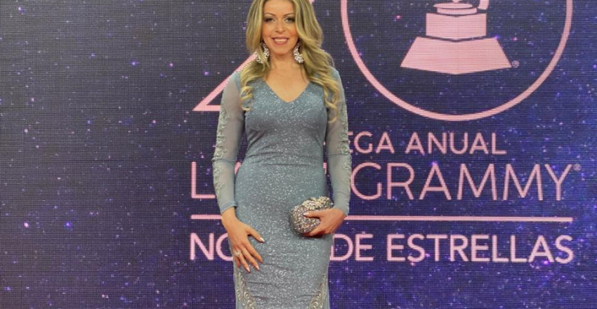 Uma marca do Paraná Moda Park no red carpet do Grammy Latino!